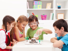 science fair project kids