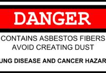 dangers asbestos exposure