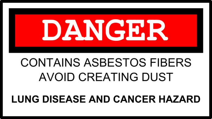 dangers asbestos exposure