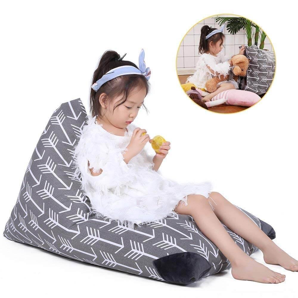 jorbest-kids-storage-bean-bag-chair