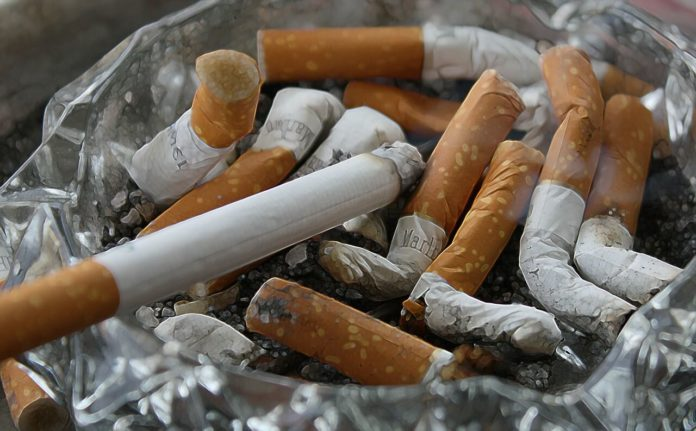 managing withdrawal triggers quitting smoking