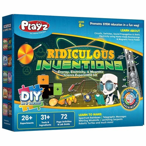 Playz Ridiculous Inventions