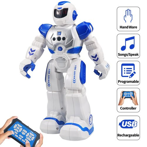 Sikaye RC Robot For Kids