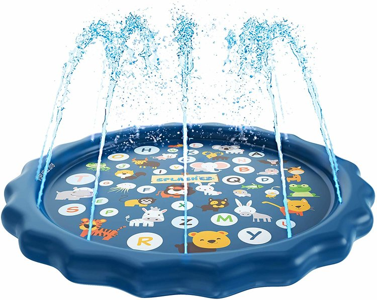 SplashEZ Sprinkler For Kids