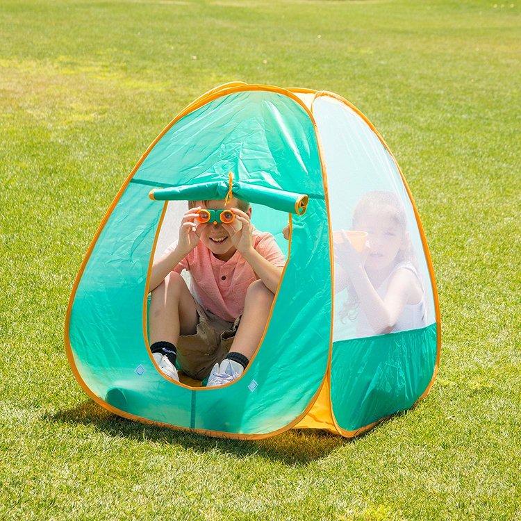Toyvelt Kids Camping Tent