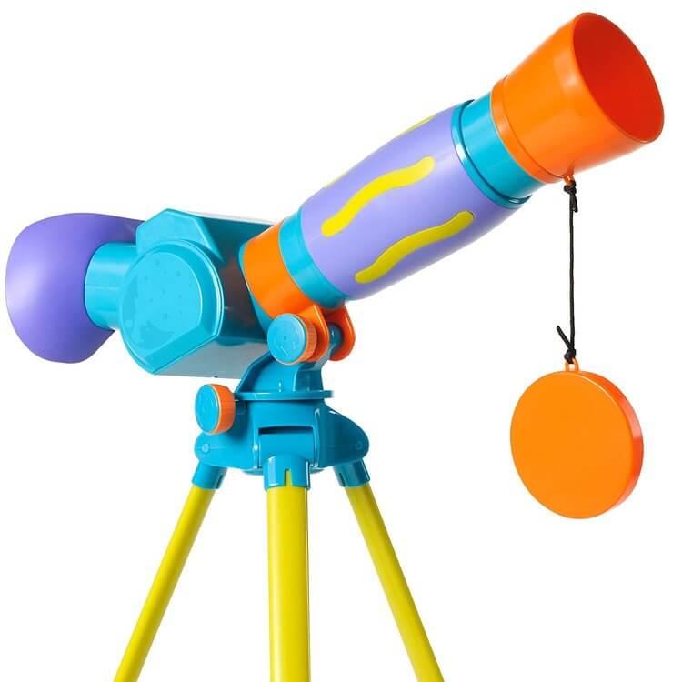 geosafari kids telescope