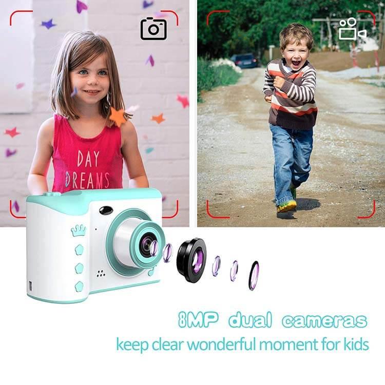 KIDWILL Creative Digital Dual Camera