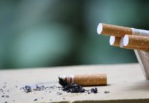 what happens body after quitting smoking