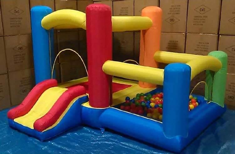 My Bouncer 3 in 1 Little Castle