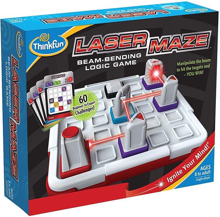 ThinkFun Laser Maze Logic Game Class 1