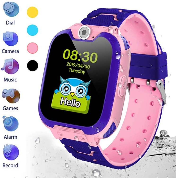 HuaWise Kids Waterproof Smartwatch