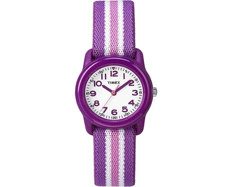Timex Kids Time Machines Analog Strap Watch