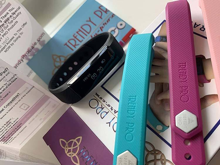 Trendy Pro Kids Fitness Tracker