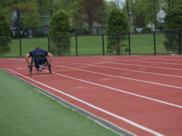 exercise with disability